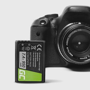Green Cell Nb 6l Nb 6lh Kamera Akku Für Canon Elektronik