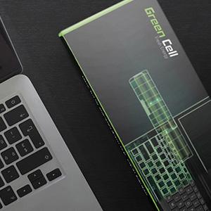 Green Cell Laptop Akku Batterie