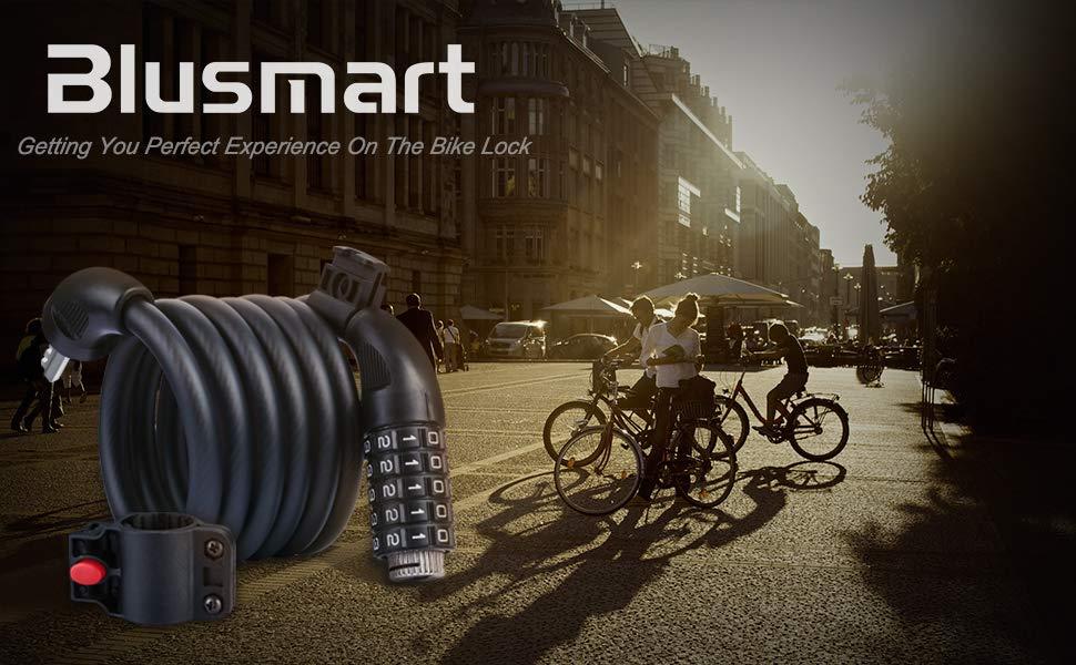 Blusmart Fahrradschloss, es ist unsere Hingabe, die uns von anderen Anbietern unterscheidet.