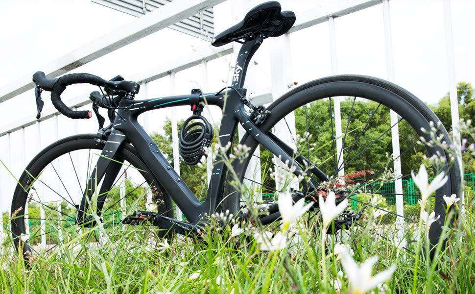 Blusmart Fahrradschloss