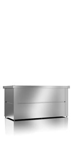 ILESTO Aufbewahrungsbox aus Stahl, Benjamin (783L