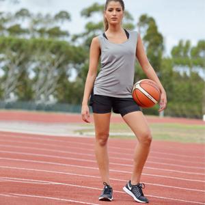 Fitness workout joggen