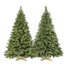 Künstliche Weihnachtsbäume mit Holzständer von FairyTrees