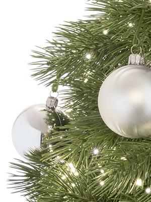 Künstliche Weihnachtsbäume von FairyTrees