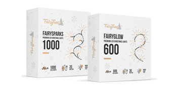 Micro LED Lichterketten von FairyTrees