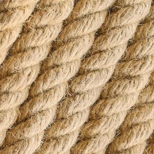 12 mm Natur Hanf Seil Klassik Festmacher Leine 1060 daN
