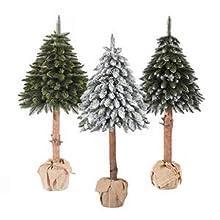 Künstliche Weihnachtsbäume im Topf von FairyTrees