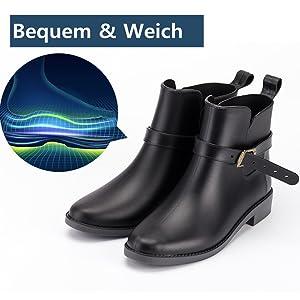 Bequem und weich  Chelsea Boots