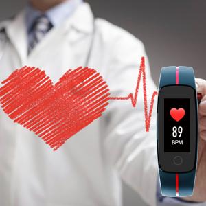 MorePro X-Core Fitness Activity Tracker Color Screen, Sleep Tracker Waterproof Health Watch