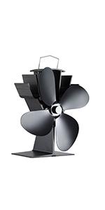 ofenventilator kaminofen ventilator ofen lüfterkaminventilator für kamin ohne strom ecofan 812 810