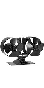 lator kaminofen ventilator kaminventilator für kamin ofen lüfter ecofan 812 806 ohne strom