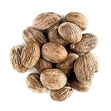 Muskat Nuss Organischer Wohlriechender Wurzen Vollkommenes Muskatnusse Gewurz Zutreffende Myristica Fragrans Von Sri Lanka 100g Amazon De Lebensmittel Getranke