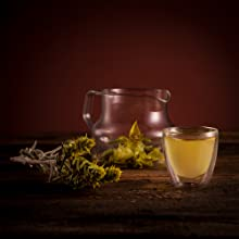 Griechischer Berg Kräutertee Bio Handverlesen - Ironwort Tee Kräuter Sidertis Scardia griechisch Tee