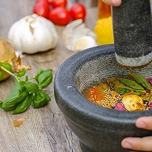 Praller Geschmack aus dem Kräutergarten
