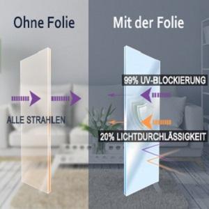 homein spiegelfolie selbstklebend sonnenschutzfolie
