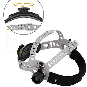 Solar Schweißmaske Automatik Schweißschild MAG WIG Schweißschutz Helm Adler BD-1