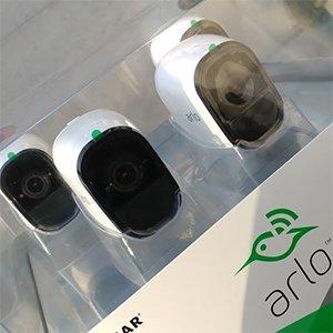 Quadpod Halterung Kompatibel Mit Arlo Pro Arlo Go Kamera