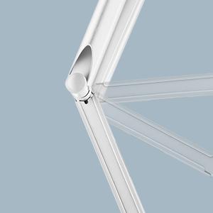 Sichere und schwere Stahlkonstruktion