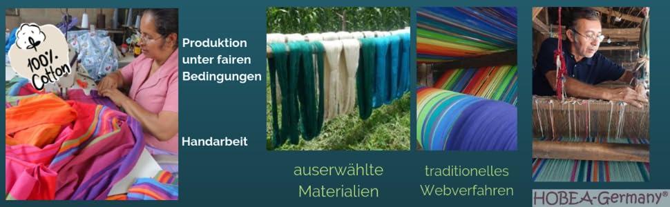 Bilder von Produktion der Hängesessel