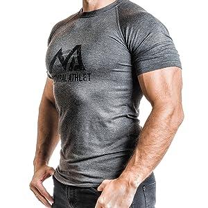 Sport Tshirt Fitness Bodybuilding