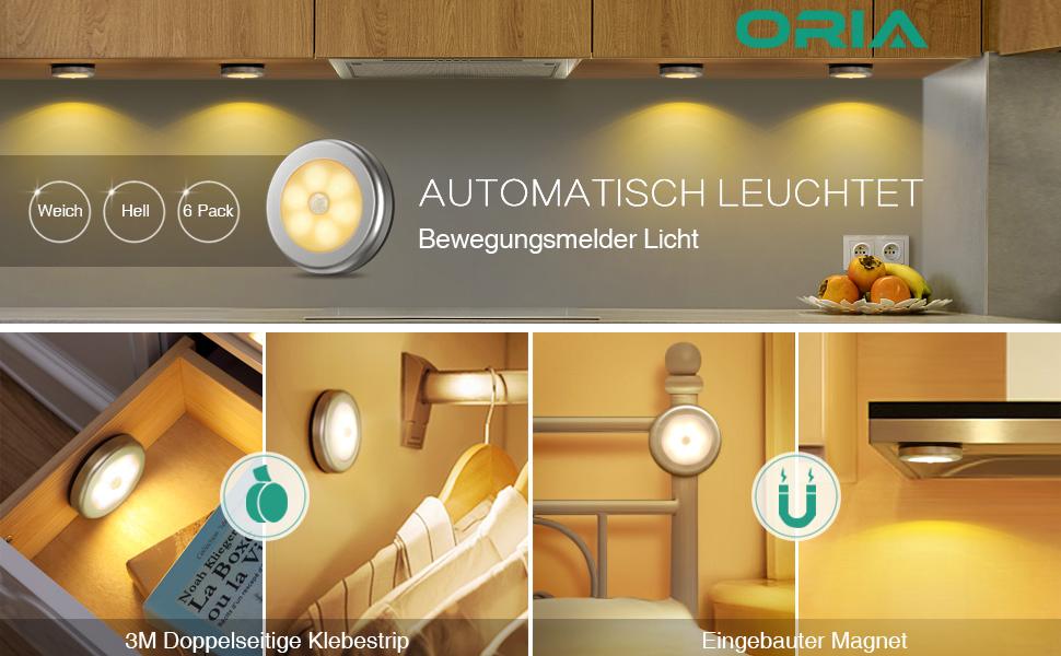 sensor licht