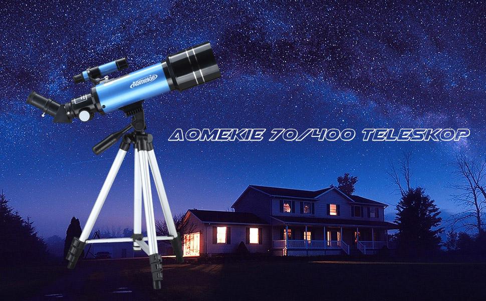 Aomekie teleskop fernrohr teleskop amazon kamera