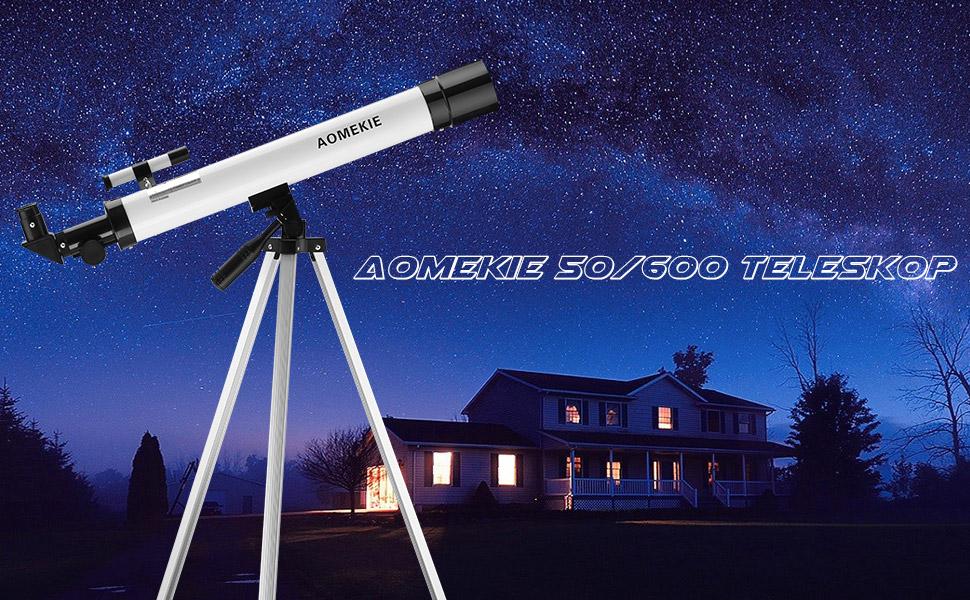 Aomekie teleskop kinder einsteiger amazon kamera