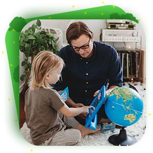 globus für kinder geschenk junge Mädchen kinder globus spiel kinder ab 4 spielzeug ab 7 jahre tiptoi