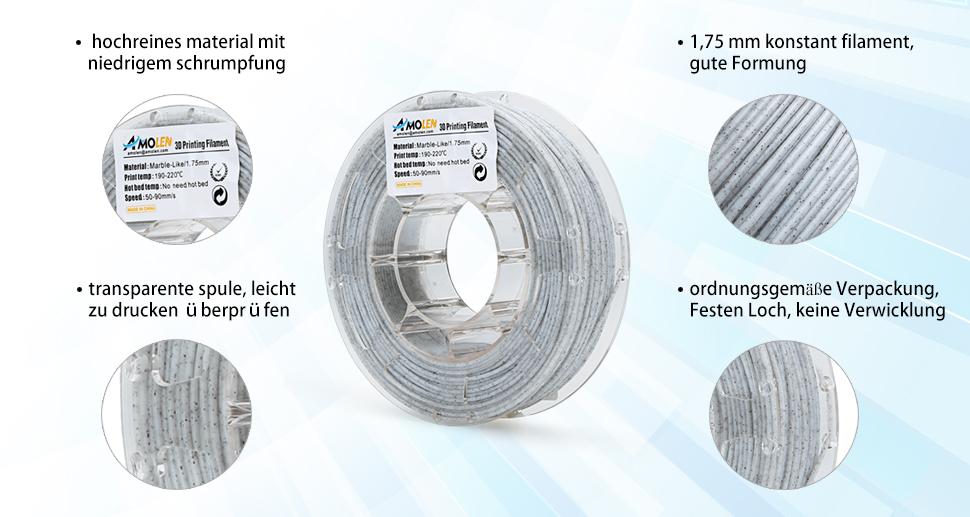 Marmor Filament