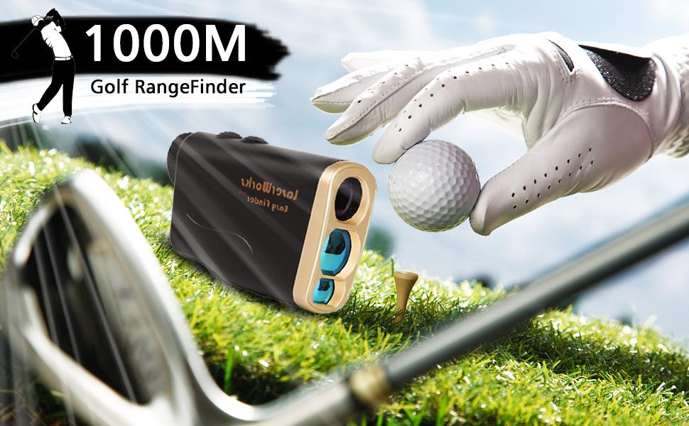 Tonor meter golf entfernungsmesser laser golf rangefinder für