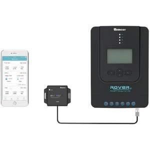 New Version Renogy Bluetooth Modul f/ür Solarladeregler mit Kommunikationsanschluss BT-1 Bluetooth Module RJ12 Kommunikationsanschluss.