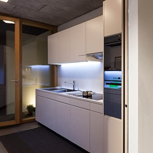 LED Unterbau Spot Leiste Lampe ALU Leuchte Keller Küche Beleuchtung Big.Light