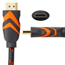 Sebson Hdmi Kabel 5m 2 0b Highspeed Mit Ethernet 4k Elektronik