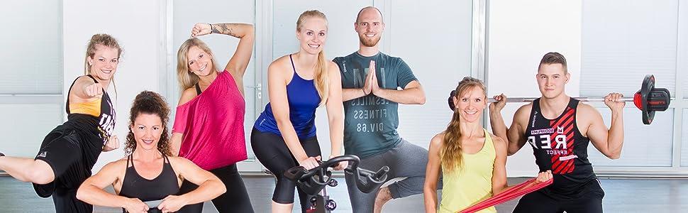 Resistance Bands Tubes Expander Fitness Sport zu Hause Abnehmen