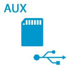 Tristan Auron Andorid Autoradio 8.1 Fast Boot USB SD AUX CD DVD
