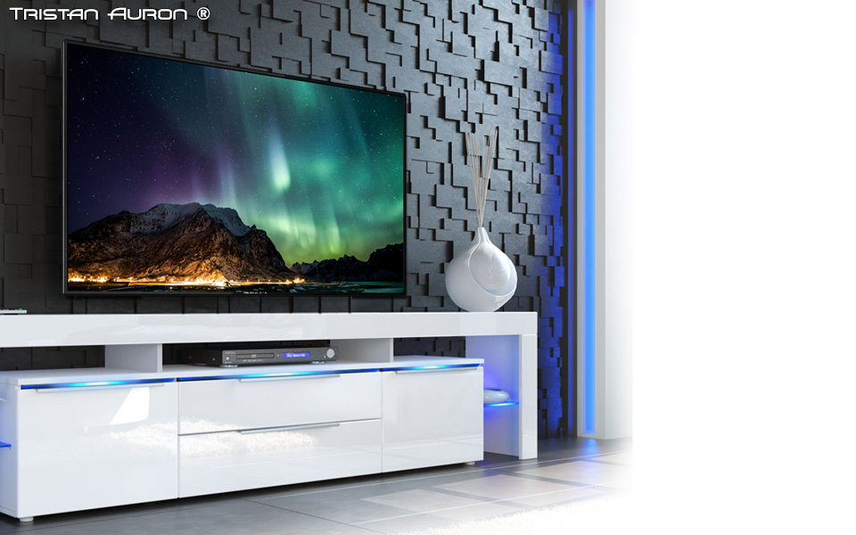 tristan auron 81 cm led hd fernseher tv led32hd elektronik. Black Bedroom Furniture Sets. Home Design Ideas
