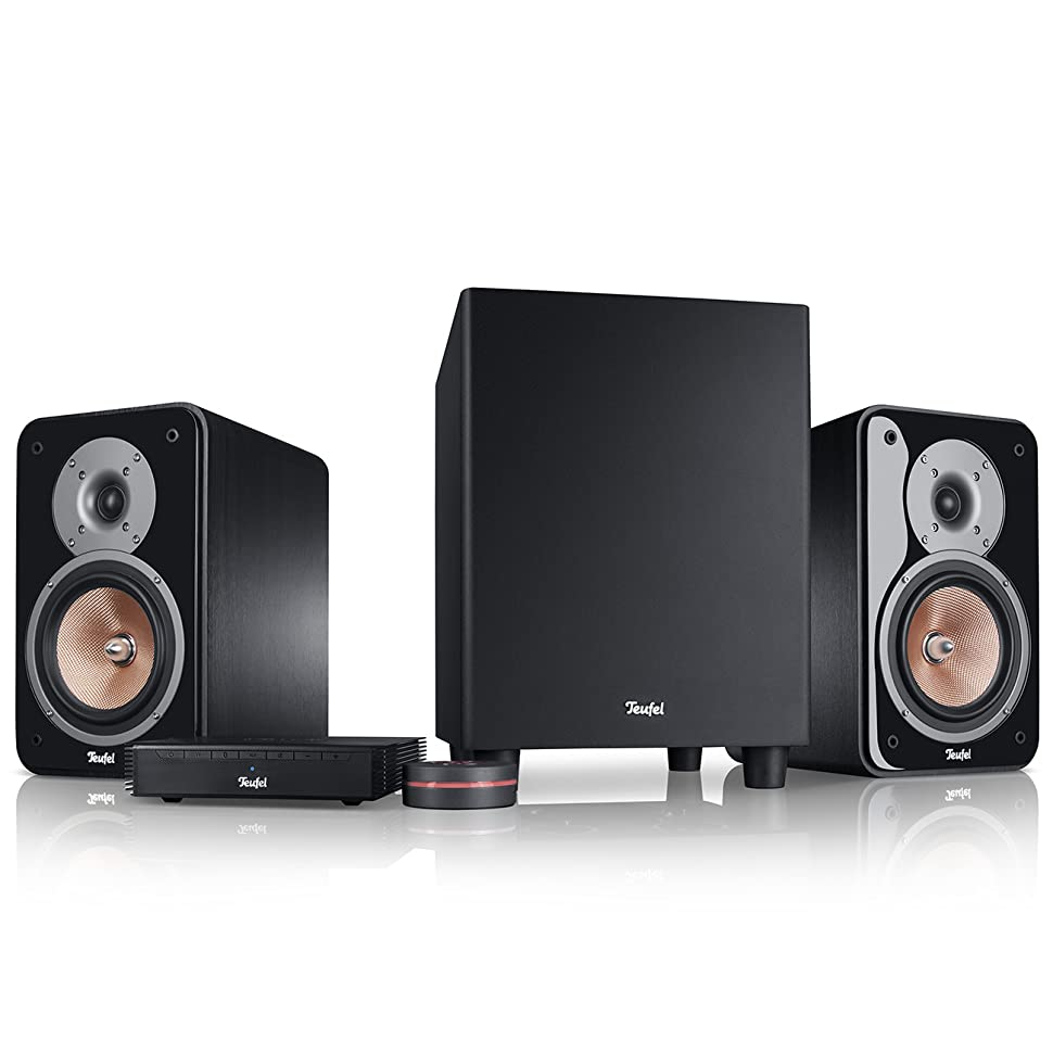 "Teufel Ultima 20 Complete ""2.1-Set"" -: Amazon.de: Elektronik"