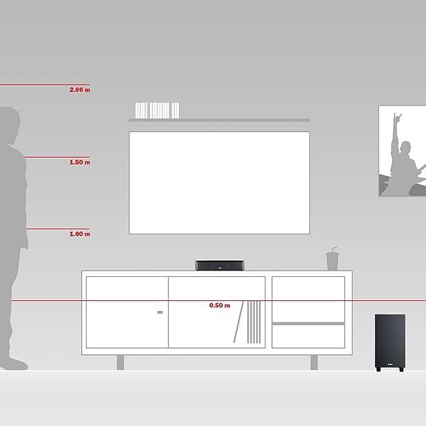 teufel cinebar one wei elektronik. Black Bedroom Furniture Sets. Home Design Ideas