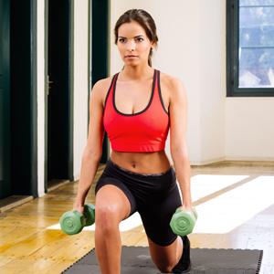 Damen Sauna Effekt Sporthos
