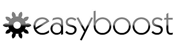 Easyboost Zylinder Kit 50 ccm für Derbi Euro 3 und 4