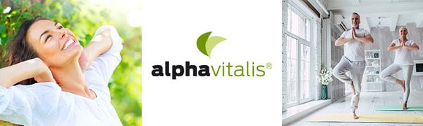 Alphavitalis Logo