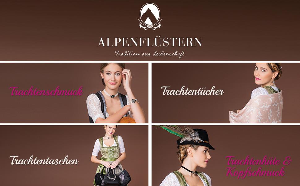 Alpenflüstern - Gioielli tradizionali