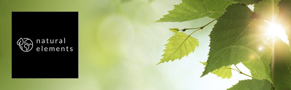 natural elements Nahrungsergänzung - Nahrungergänzungsmittel - Vitamine, Mineralien, Spurenelemente