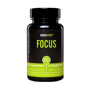 braineffect focus nat rlicher booster mit vitamin b5 f r. Black Bedroom Furniture Sets. Home Design Ideas