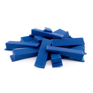 Lantelme Zuglaschen Fliesenverlegehilfe 1 bis 3 mm - 1000