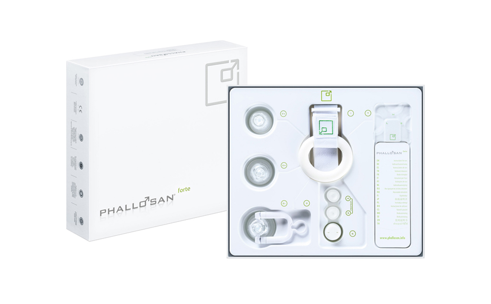 Phallosan pumpe