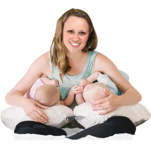 tragetuch zwillinge baby kissen zwillinge geburt junge geschenke weego twin zwillingstragesack