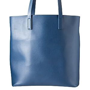 handtasche shopper blau