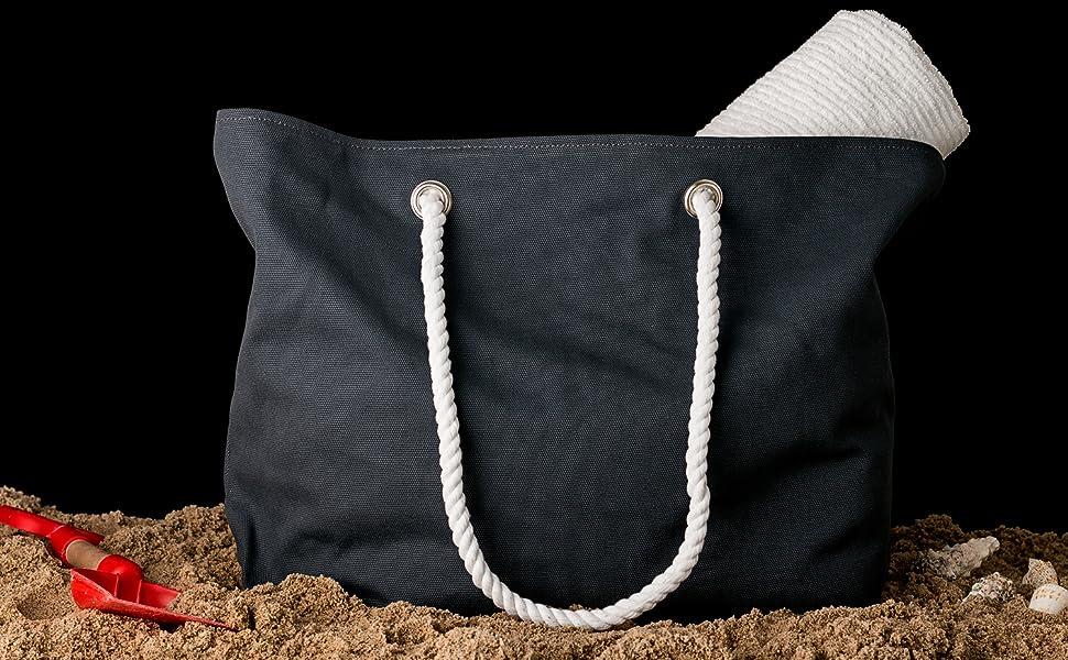 strandtasche shopper strand damen frauen tasche beach bag sommer frauen