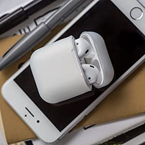 MC24 Testaxane Schutzhülle für Apple AirPods robuster schutz